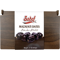 Image for Sadaf Date Mazafati in wooden Box 600 g